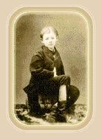 Любимый племяш композитора Володя (Боб) Давыдов, вар его сестры Александры Ильиничны (в замужестве Давыдовой) на детстве - кликните согласно картинке!