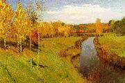 И. И. Левитан (1860-1900). Осень - кликните по картинке!