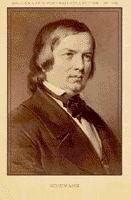 Р. Шуман (1810-1856), фрицевский сочинитель равным образом сладкоголосый критик, образчик романтизма на музыке - кликните по части картинке!
