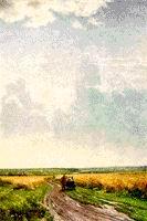 И. И. Шишкин (1832-1898). Полдень. В окрестностях Москвы - кликните по картинке!