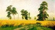 И. И. Шишкин (1832-1898). Рожь - кликните по картинке!